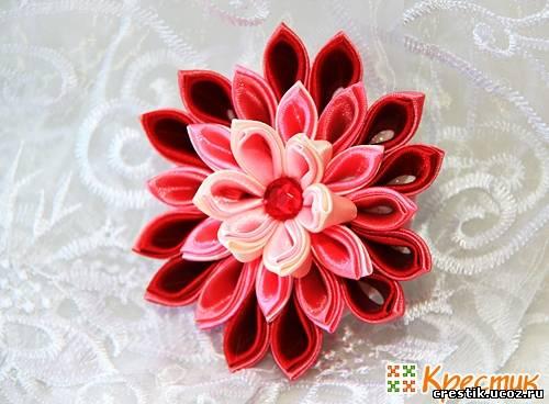 Хризантема-канзаши.