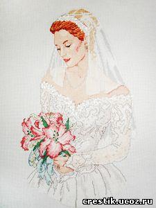 Схемы вышивки свадебное