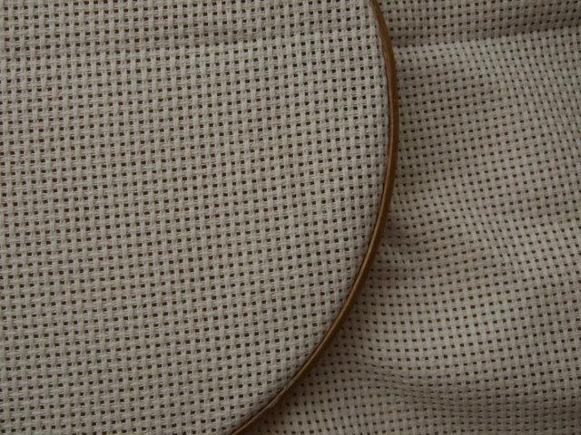 Виды ткани для вышивки крестом 91