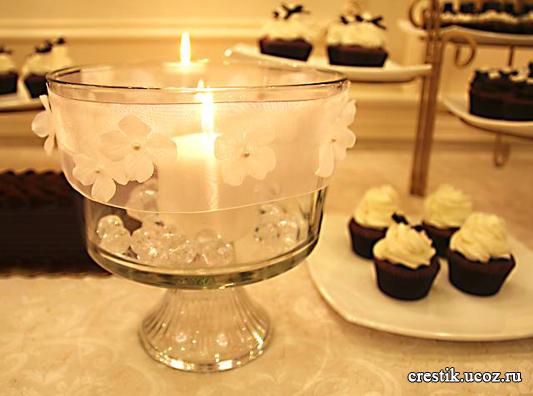 Новый год при свечах подсвечники своими руками